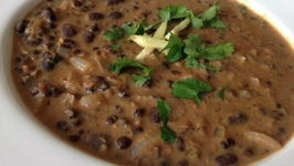 How to Make Dal Makhani in Slow Cooker-Indian Lentils Curry
