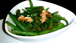 Green Beans Fines Herbes