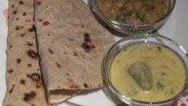 Jowar Ki Roti Jonna Rotti Jwarichi Bhakri - Gluten Free Indian Bread