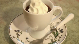 Chocolate Cream Pots (Pot de Creme): Sweet World 14