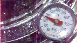 Solar Cooker Temperature Test with Black Tea