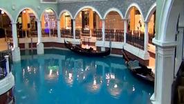 Visiting the Venetian Macao Hotel & Casino in Macau China