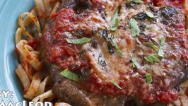Portobello Parmesan