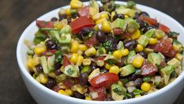 Black Bean Chili Salad
