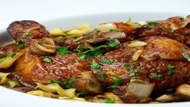 Chicken Cacciatore With Condensed To
