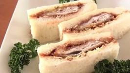Pork Cutlet Sandwich(Katsu Sando)