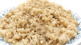 Rice Boiled in Stock