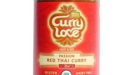 Red Thai Curry Sirloin Steak