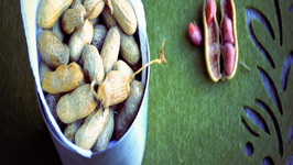 Salty Peanuts - Healthy Protein Packed Evening Snack