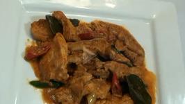 Thai Spicy Stir Fried Chicken