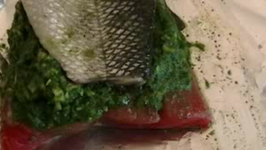 Marination For Fish Fillets