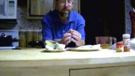 Vegetable Spring Roll Part 3: Serving Rolls