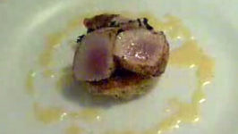 Tombo Tuna Poached in Olive Oil