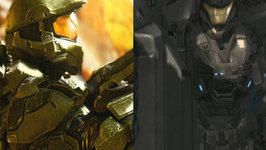 Halo 4 Graphics Compared with Halo Reach