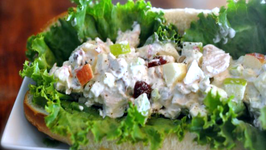 Subway's Orchard Chicken Salad