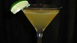 Sweet Heat Martini