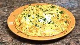 Baked Spanish Omelet