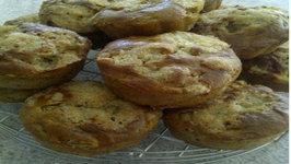 Rhubarb Poppyseed Yogurt Muffins - Part 2