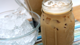 Easiest Homemade Frappuccino Ever