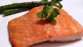 Maple Glazed Salmon Fillets