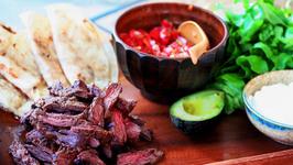 Chipotle Skirt Steak Tacos
