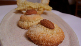 Almond Roll Cookies