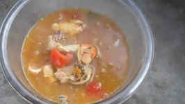 Outdoor Cast Iron American Style French Fish Soup