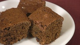 Gingerbread with Raisins