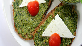 PESTO SPREAD - Quick and Easy