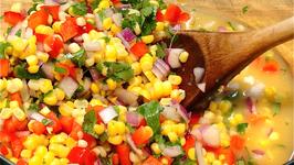 Tasty Cuban Corn Salsa