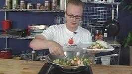 Spicy Thai Green Curry Chicken Recipe