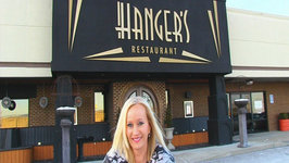 Betty's 44th Wedding Anniversary at Hanger's Restaurant with Rick