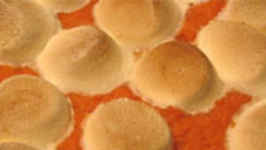 Sweet Potato Pie With Marshmallows