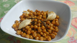Roasted Potato with Garlic