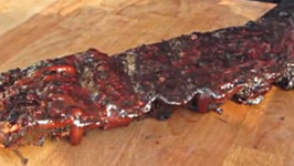 Dry aged Beef Ribs - English Grill and BBQ