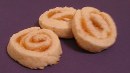 Apricot Pinwheel Slices