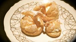 White Swans in Love  Swan Chou à la Crème (Chu Puff) 白鳥のシュークリーム