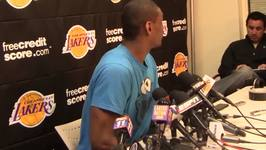 2013 Lakers Exit Interviews: Metta World Peace