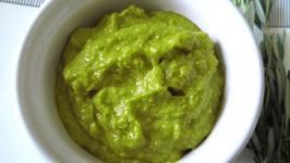 Green Pepper Pesto
