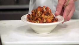 Home Fried Sweet Potatoes