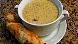 Broccoli Cheddar Soup