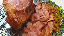 Betty's Baked Picnic Ham- Easter