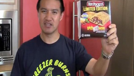 Hot Pockets Limited Edition Spicy Beef Nacho Review Freezerburns (Ep579)