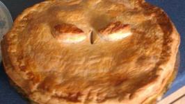 Old Fashioned Chicken Pie