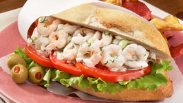 Shrimp Salad Melt Recipe