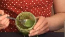 Organic Spicy Lime Cilantro Salad Dressing Recipe