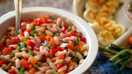 Three-Bean Salad Bowl