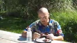 Jerk Chicken On Barbecue