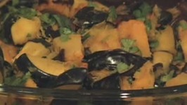 About Spicy Roasted Squash