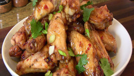 Super Bowl : Sweet Chili Lime Wings